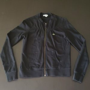 Lacoste Zip-up Jacket